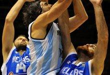 Pasaulio taurė: Argentina -...