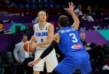 Europos čempionatas: Suomija –...