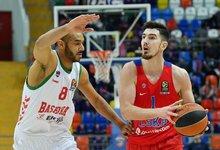 Eurolygos ketvirtfinalis: CSKA –...