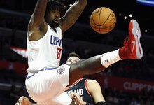 "NBA: ""Trail Blazers"" – ""Clippers"""