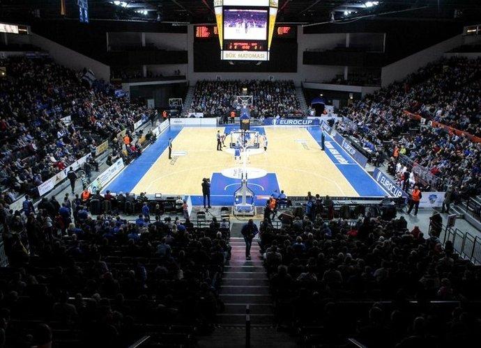 """""""Švyturio"""" arena buvo lankomiausia LKL reguliariajame sezone (Fotodiena.lt)"""