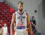 Kontrolinės rungtynės: Lietuva – Angola