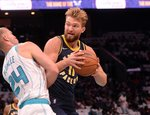 """NBA: """"Pacers"""" – """"Hornets"""""""