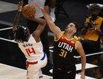 "NBA atkrintamosios: ""Jazz"" – ""Clippers"""