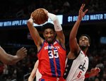 "NBA: ""Wizards"" – ""Pistons"""