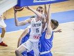 U16: Lietuva – Graikija