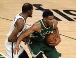 "NBA: ""Bucks"" – ""Nets"""