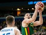 EČ atranka: Lietuva – Čekija