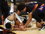 """NBA: """"Suns"""" – """"Bucks"""""""