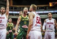 Lietuviai atsidūrė pirmame krepšelyje (FIBA Europe nuotr.)