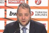 G.Sasičius aktyviai žvalgosi į UEFA