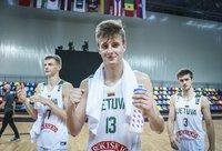 E.Preibys žais Kretingos klube (FIBA nuotr.)