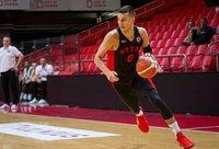 D.Sirvydis pelnė 16 taškų (R.Lukoševičiaus nuotr.)