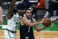 F.Campazzo įvertino NBA gynybą (Scanpix nuotr.)