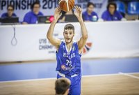 L.Mantzoukas gali atsidurti Pirėjo klube (FIBA Europe nuotr.)