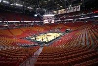 NBA arenoms užsipildžius, didžioji dalis sirgalių nesijaus maloniai (Scanpix nuotr.)