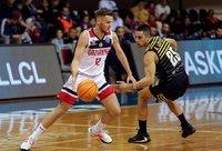 Š.Vasiliauskas buvo blankus (FIBA Europe nuotr.)
