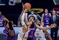 D.Sirvydis pelnė 3 taškus (FIBA Europe nuotr.)