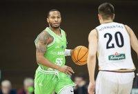 Italijos klubo amerikiečiai susidūrė su rasizmu (FIBA Europe nuotr.)