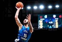 D.Berry vedė savo ekipą į pergalę (FIBA Europe nuotr.)