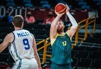 A.Bayneso olimpiada baigėsi anksčiau laiko (FIBA nuotr.)