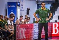 T.Gaidamavičius treniruos dvidešimtmečius (FIBA Europe nuotr.)