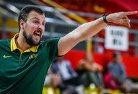 V.Stanišauskas sulaukė kvietimo į rinktinę (FIBA nuotr.)