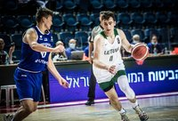 A.Kiudulas surinko dvigubą dublį (FIBA Europe nuotr.)