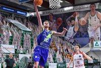 E.Bendžius vėl buvo rezultatyvus (FIBA Europe nuotr.)