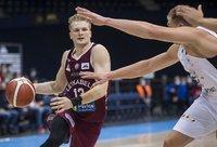 K.Žemaitis tiki savo ekipos sėkme (BNS nuotr.)