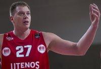 J.Jucikas sužaidė geriausią sezono mačą (BNS nuotr.)