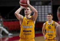 M.Varnas sužaidė karjeros rungtynes (BNS nuotr.)
