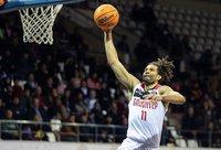D.Crawfordas debiutuos Eurolygoje (FIBA nuotr.)