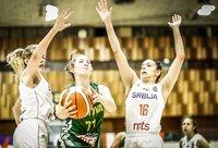 A.Miknaitė buvo rezultatyvi (FIBA Europe nuotr.)