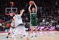 A.Juškevičiaus ekipa žais Europos taurėje (FIBA Europe nuotr.)