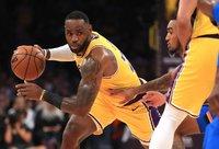 L.Jamesas pateko į NBA istoriją (Scanpix nuotr.)