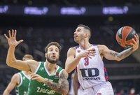 L.Vildoza gali užsibūti NBA (BNS nuotr.)