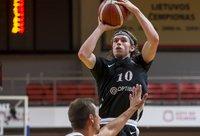 """I.Sargiūnas buvo rezultatyviausias komandoje (""""Optibet Summer League"""" nuotr.)"""