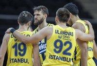 """""""Fenerbahče"""" ekipoje užfiksuotas koronaviruso atvejis(BNS nuotr.)"""