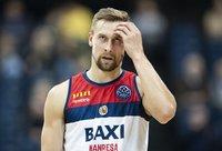 D.Dulkio klubas priėmė sunkų sprendimą (FIBA Europe nuotr.)