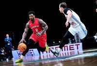 P.Milleris buvo uteniškių vedlys pirmoje mačo dalyje (FIBA nuotr.)