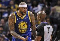 """D.Cousinsas """"Lakers"""" paliko nesužaidęs nė mačo (Scanpix nuotr.)"""