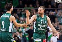 A.Milaknis spėjo pagerinti savo sezono rekordą (BNS nuotr.)