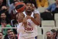 K.Hinesas palieka CSKA (Scanpix nuotr.)