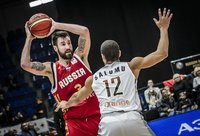 S.Karasiovas tapo ryškiausia mačo žvaigžde  (FIBA Europe nuotr.)
