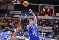Ž.Janavičius vidutiniškai aikštėje praleidžiau daug nei 24 minutes (FIBA Europe nuotr.)