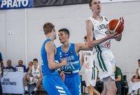 U16 rinktinė baigė čempionatą (FIBA Europe nuotr.)