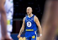 M.Mažeika pelnė 18 taškų (BNS nuotr.)
