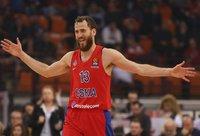 S.Rodriguezas buvo rezultatyviausias CSKA komandoje (Scanpix nuotr.)