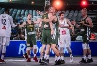 Lietuviai liko be atkrintamųjų  (FIBA nuotr.)
